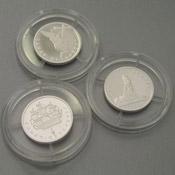 Капсулы для хранения монет